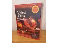 Murder Mystery Game - A First Class Murder - 6-8 Players