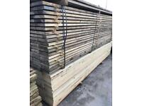 💧Scaffold Style Boards ~ Used ~ 225 x 38MM x 3.9m