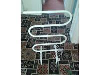 Cooper's Electric towel rail