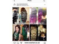 RaRa Virgin Hair Extensions/Hair Replacement. We supply Luxurious Virgin Hair, Custom Wigs & Install