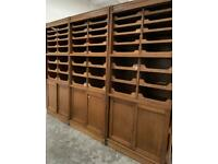 ‼️WANTED HABERDASHERY CABINETS‼️vintage antique retro display shop counters chemist