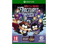 Xbox One South Park: The Fractured But Whole. Sealed