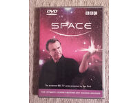 Space - 6 part BBC TV series presented by Sam Neill