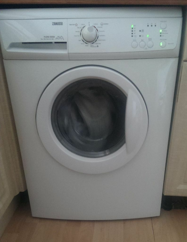 Zanussi Zwh6120p Freestanding Washing Machine Flexidose