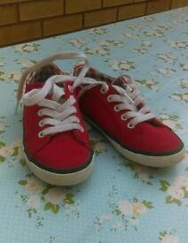 Boys canvas shoes