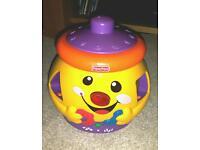 Fisher price interactive Cookie Jar shape sorter
