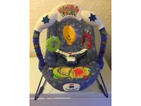 Baby bouncing chair/seat