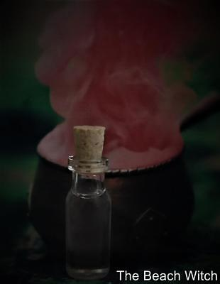 CONJURE Oil Ritual Oil Spell Anointing Oil Potion Occult Wicca Witchcraft Pagan
