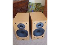 Superb Speakers - Tannoy Mercury MX2 in Cherry