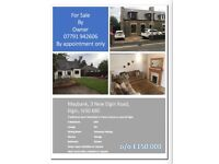 3 Bed Semi-detached House for sale in central Elgin
