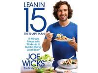 Joe Wick Lean in 15 book