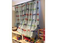 Next boys curtains
