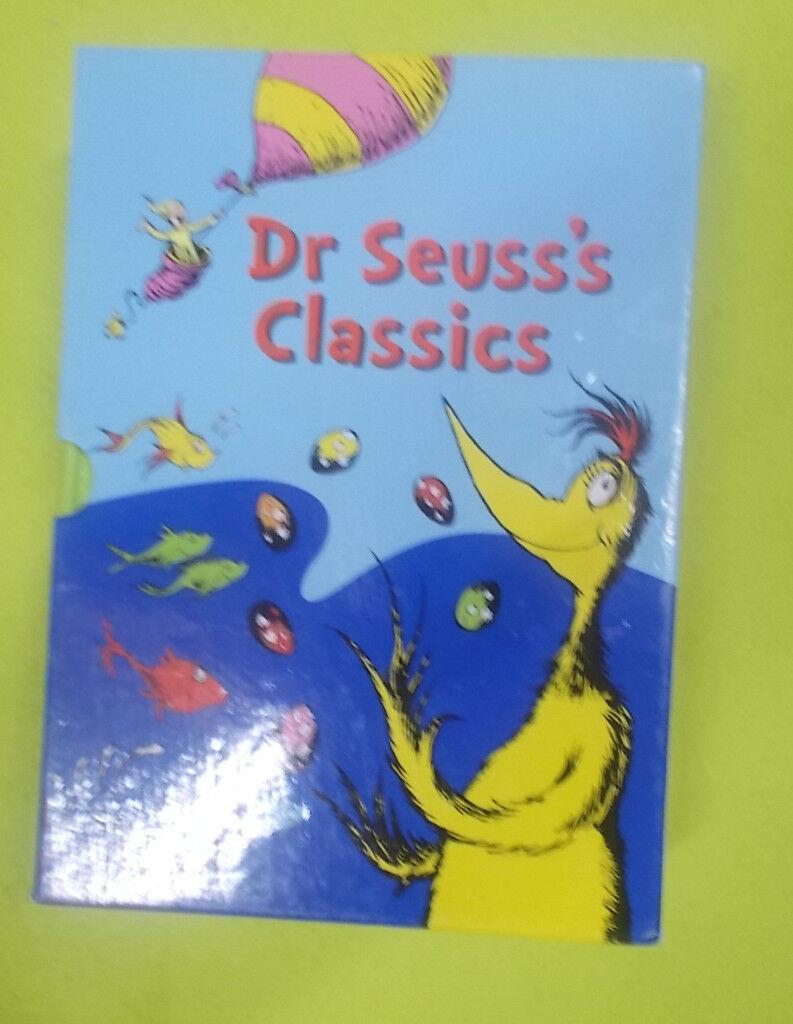 Dr Seuss' classics