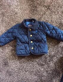 Joules Barbour Jacket 3-6m