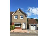 Semi detached 3 bed house Strathallan Kirkcaldy