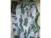 PJ's army style 3-4 years