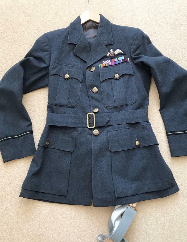 WW2 RAF uniform  Pilot Officer 1940 | in Tiptree, Essex | Gumtree