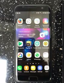 Samsung s7 edge unlocked 32GB please read discription