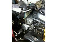 Quad engine