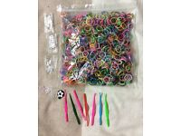 LOOM BANDS & ACCESSORIES £5 BARGAIN!