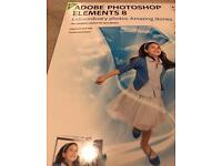 Adobe Photoshop Element 8 Brand New!