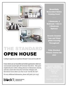 OPEN HOUSE THIS SATURDAY! BEAUTIFUL RENOVATED SUITES! 11:00 am -