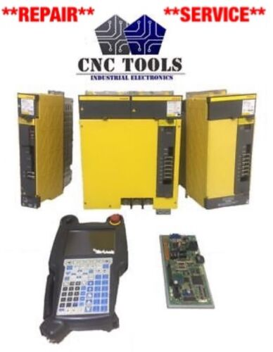 Fanuc A06b-6110-h030 Power Supply **$1500 Repair Service With 1 Year Warranty**