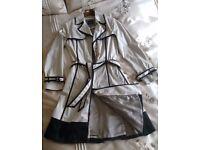 Elegant Ladies Rain Coat