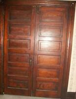 Vintage French Style Doors