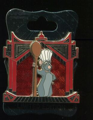 WDI Chinese Zodiac Year of the Rat Remy LE 250 Disney Pin 120000