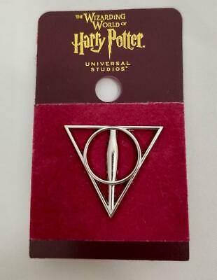 Wizarding World Of Harry Potter Universal Studios Deathly Hallows Symbol Pin NEW