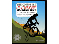 THE COMPLETE D.I.Y MOUNTAIN BIKE MAINTENANCE BOOK