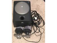 Logitech PC / Laptop Speakers with Subwoofer