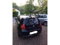 Hatchback / Saloon / Estate adjustable bike rack