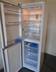Hotpoint Smart FSFL 1810 P Fridge Freezer - White