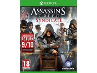 Assassin's Creed Syndicate (Xbox One) - NEW UNWRAPPED