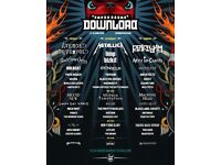 Download festival 5 day camping plus entry