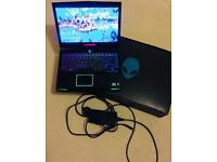 Alienware M14xR2 12GB RAM Quad Core gaming laptop w box and charger