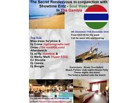 SOUL IN THE GAMBIA