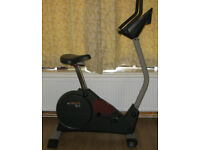HEAVY DUTY GYM EQUIPMENT IN GOOD WORKING ORDER PRO-FORM EXERCISE BIKE. RESISTANCE 1-10 + 4 PROGRAMS