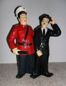 Charlie Chaplin & Policeman