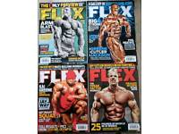 FLEX magazines - 24 collectible back to back editions