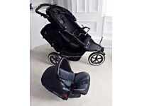 Phil & Teds Explorer. Doubles kit plus travel system