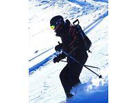 Gents Descente Ski Jacket & Pants