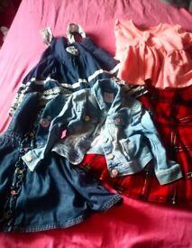 Girl age 12-18mths clothes bundle