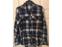Ladies Primark Checked Shirt ~ Size 12