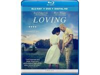 Loving (2016) HD DVD