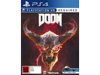 VR DOOM for PS4