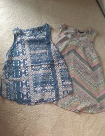 Womens newlook tops size 10