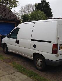 2003 Peugeot Expert Van